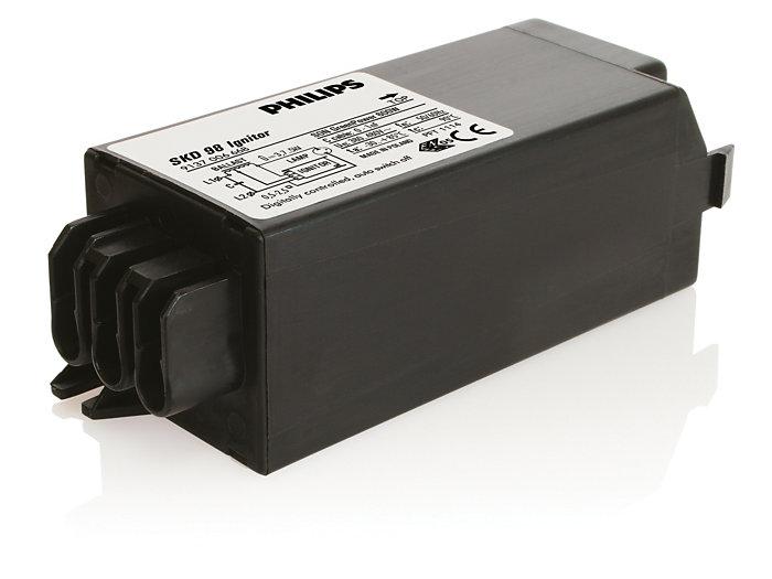 HID-tändare för MK4 semi-parallella system