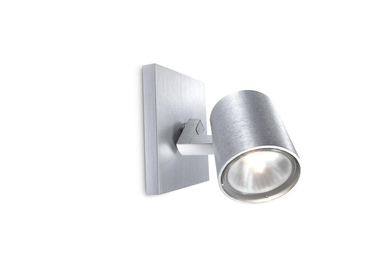 High quality spot lamp without bulb