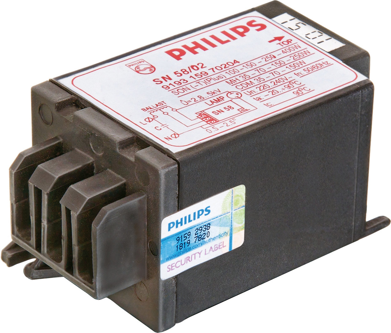 Electronic ignitors for HID lamp circuits