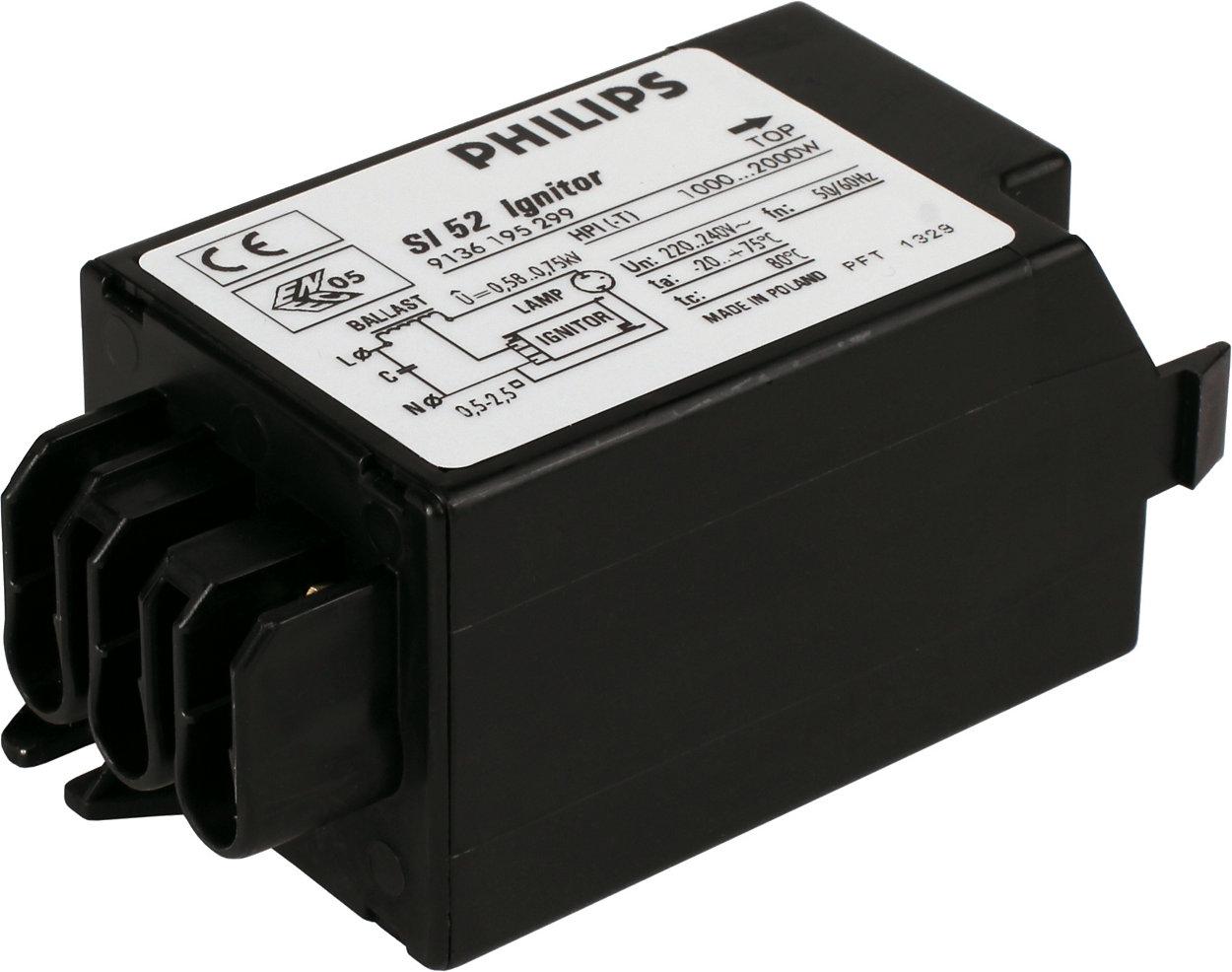 Digitala tändare för maximal driftsäkerhet