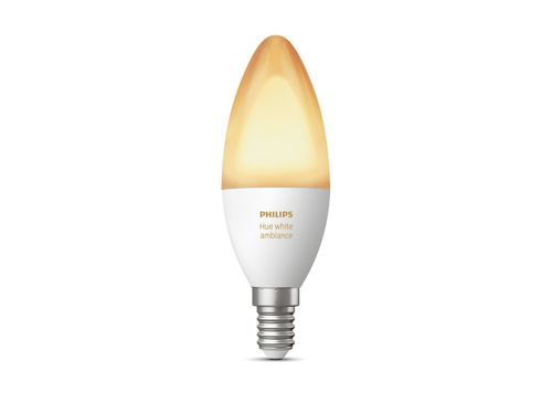 Hue White Ambiance Ampoule individuelle E14