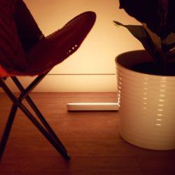Создайте подходящее общее освещение: от теплого белого до холодного дневного света