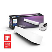 Hue White and colour ambience Play light bar single pack