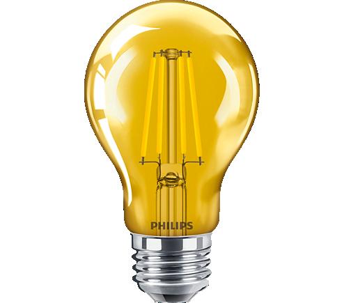 4A19/LED/YELLOW/G/E26/ND 6/1BC