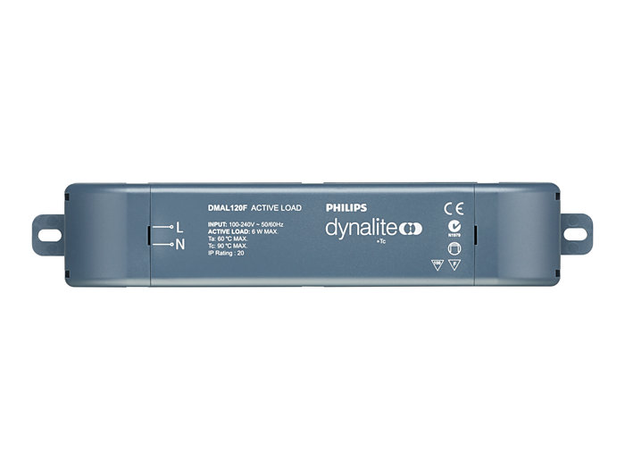 Front of the DMAL120F Active Load