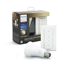 Hue White ambiance Light recipe kit E26
