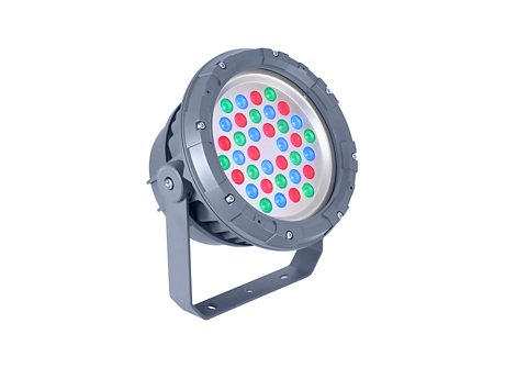 BVP323 36LED RGB 220V 8 DMX