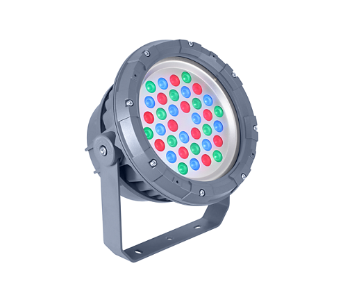 BVP323 36LED RGB 220V 15 DMX