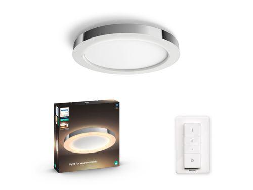 Hue White ambiance Adore Bathroom ceiling light