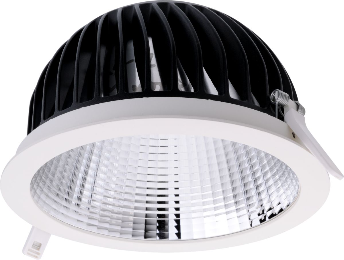 Philips LuxSpace Compact DALI LED downlight BBS498 1xDLED-3000 PSD-E C C500W WH