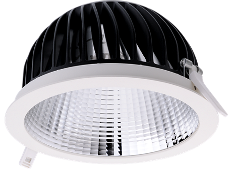 DN592B LED25/840 PSD C D150 WH WB GC