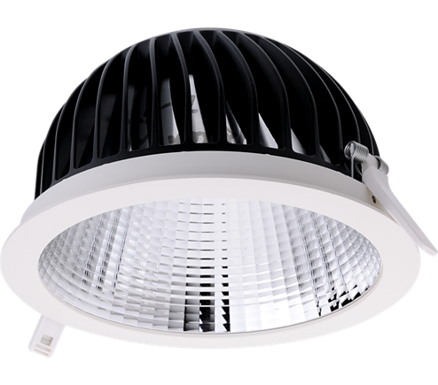 DN593B LED30/840 PSD C D200  WH WB GM