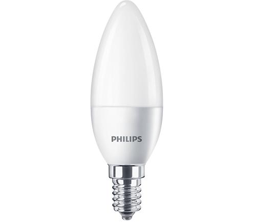 CorePro LEDcandle ND 5.5-40W E14 865 B35 FR