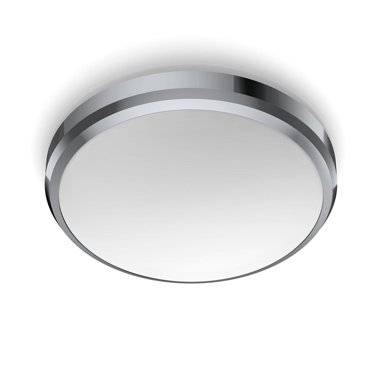 Un éclairage LED confortable pour vos yeux