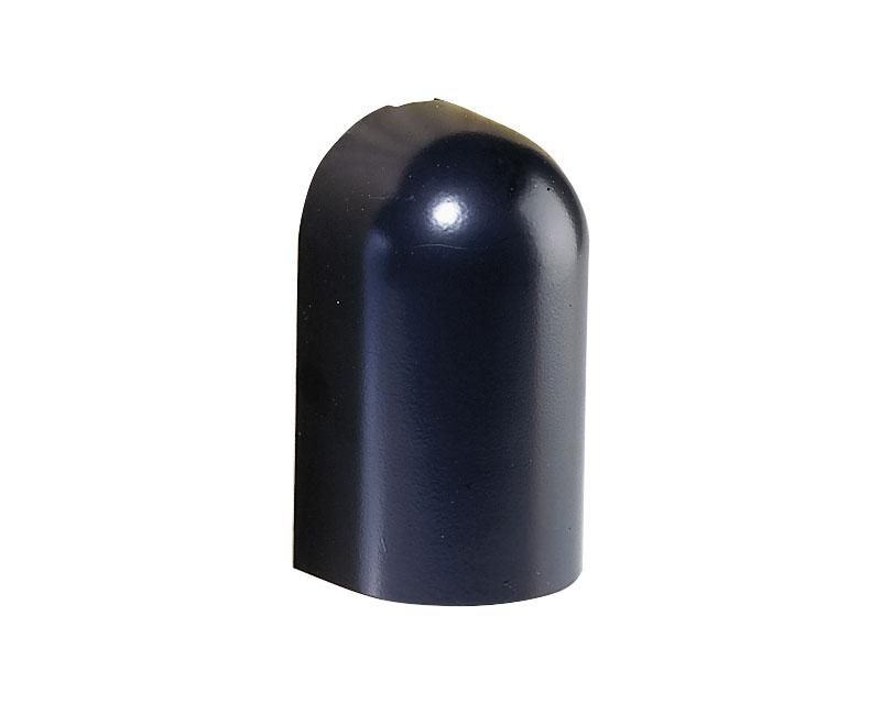 Deck Light, Aluminum, Black, 18W S-8 (1141), 12V