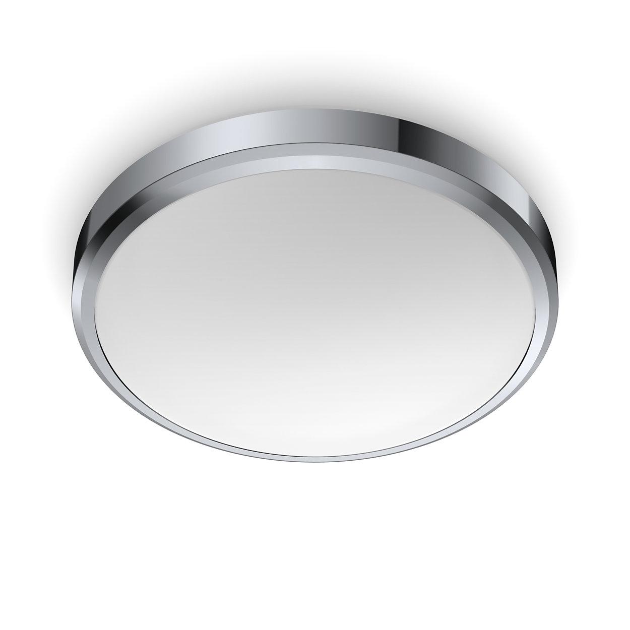 Behagligt LED-ljus som är skonsamt för ögonen