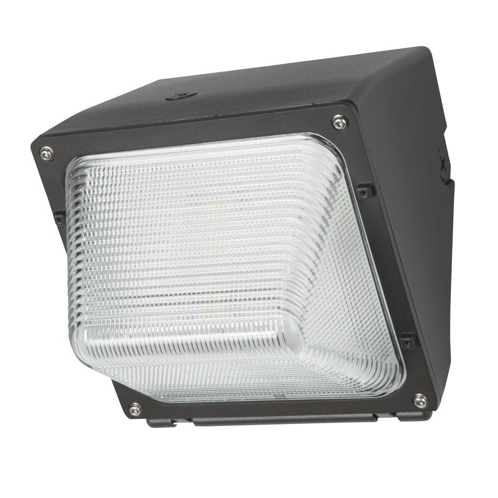 WP, LED, 30W, 4000K, 70 CRI, 120-277V, Bronze