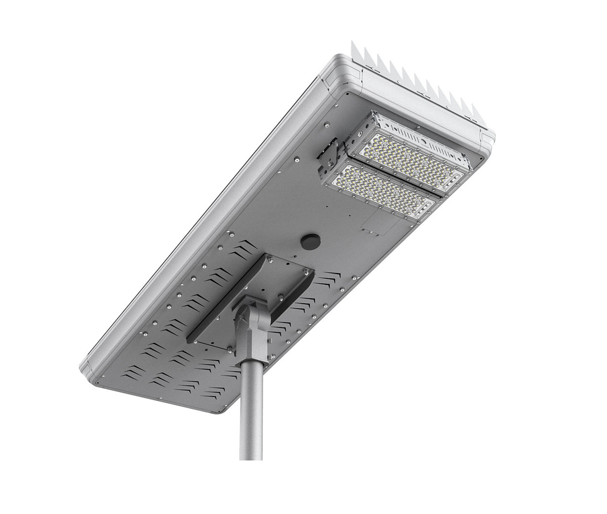 All-in-one Solar street light range up-to 12000 Lumen.