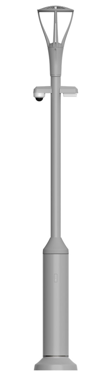 BrightSites I-Series Slim Pole