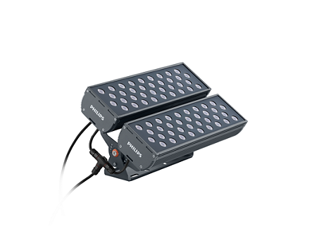 BVP341 72LED 30K 220V L45 40 DMX