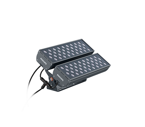 BVP341 72LED 27K 220V L45 15 DMX