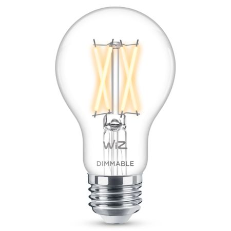 Filament clear A19 dimmable E26