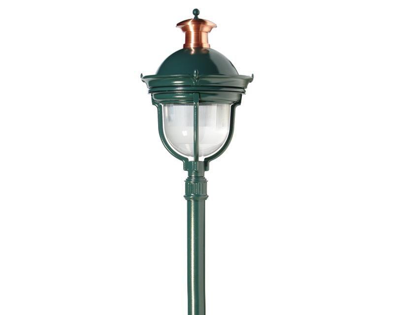Ancestra 48 LED, Type 3, Globe, House Side Shield