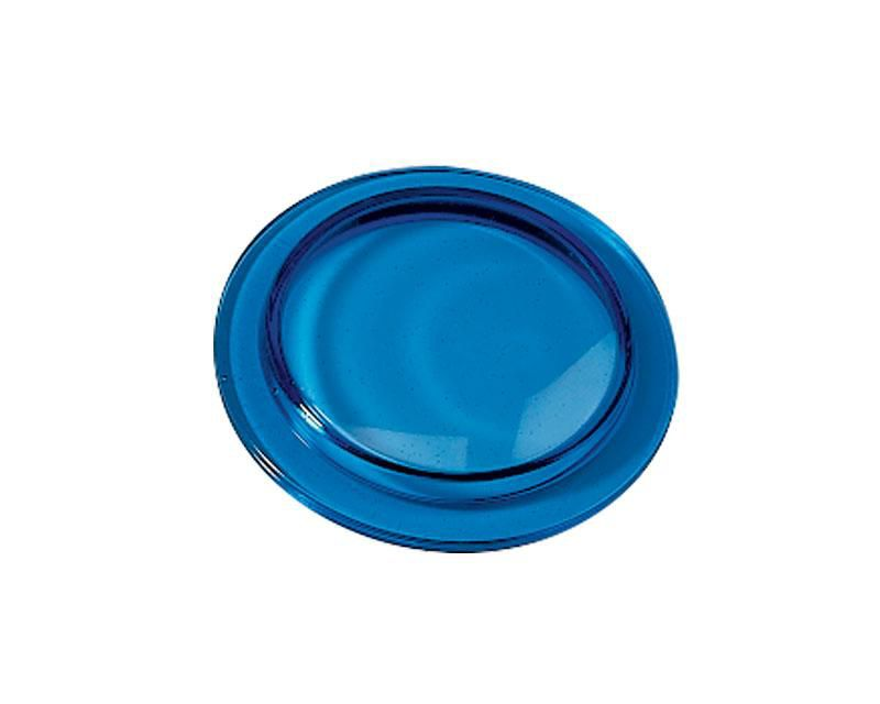 Landscape Accessories, Exterior Ice Blue Tempered Lens (IBL1)
