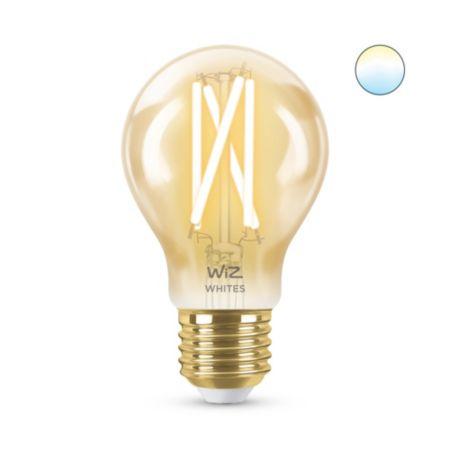 Filament ambre A60 E27