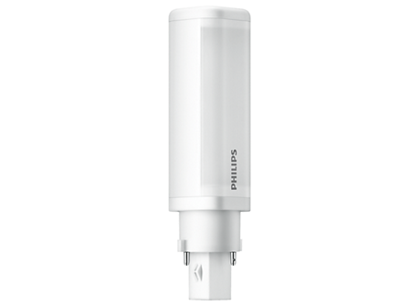 CorePro LED PLC 4.5W 830 2P G24d-1