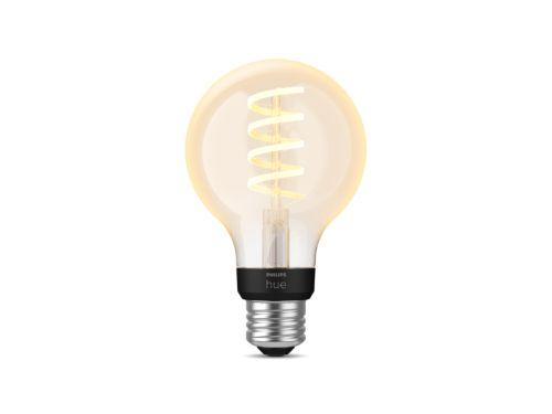 Hue White Ambiance Filament 1-pack G25 E26 Filament Globe