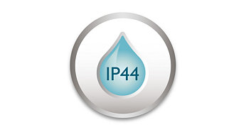 IP 44, designed for outdoor use