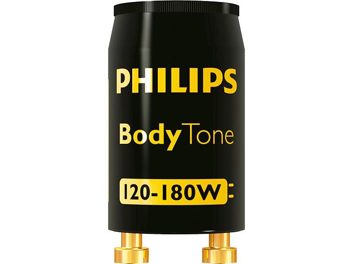 BodyTone 120-180 W, BK
