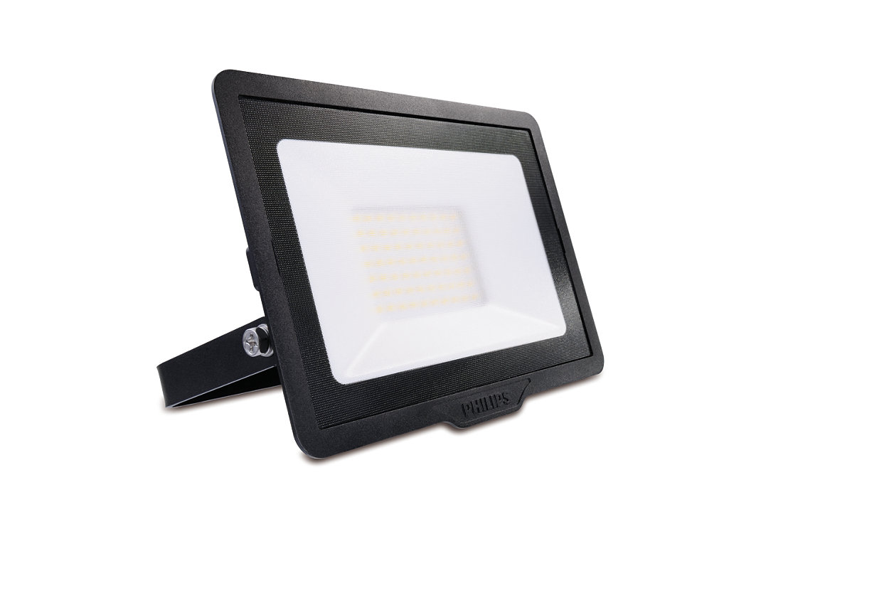 Reliable, Energy-saving LED Floodlight