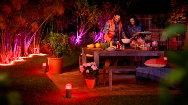 Zkrášlete si zahradu venkovním osvětlením