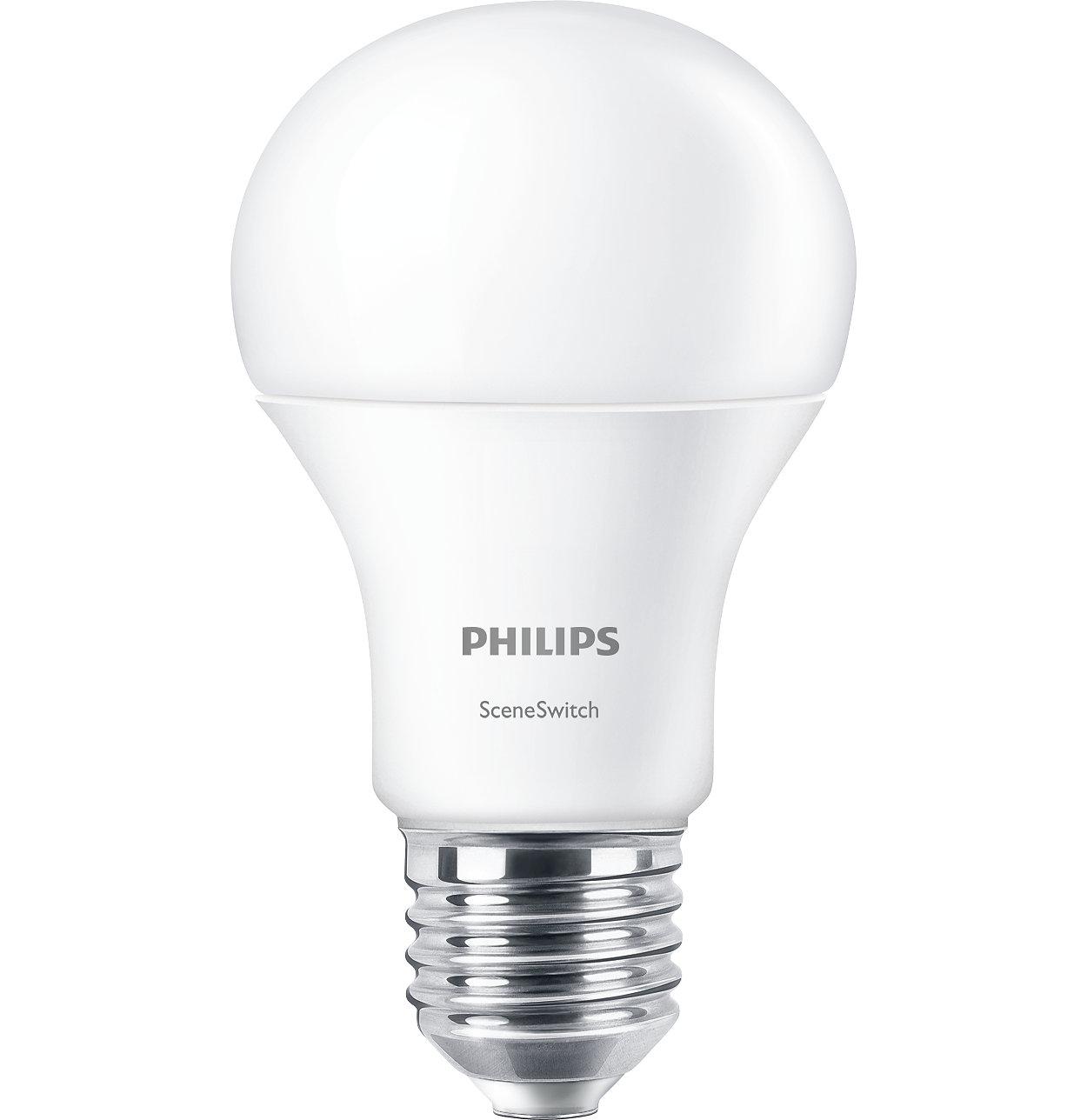 Cambiá la configuración de la luz sin cambiar las lámparas