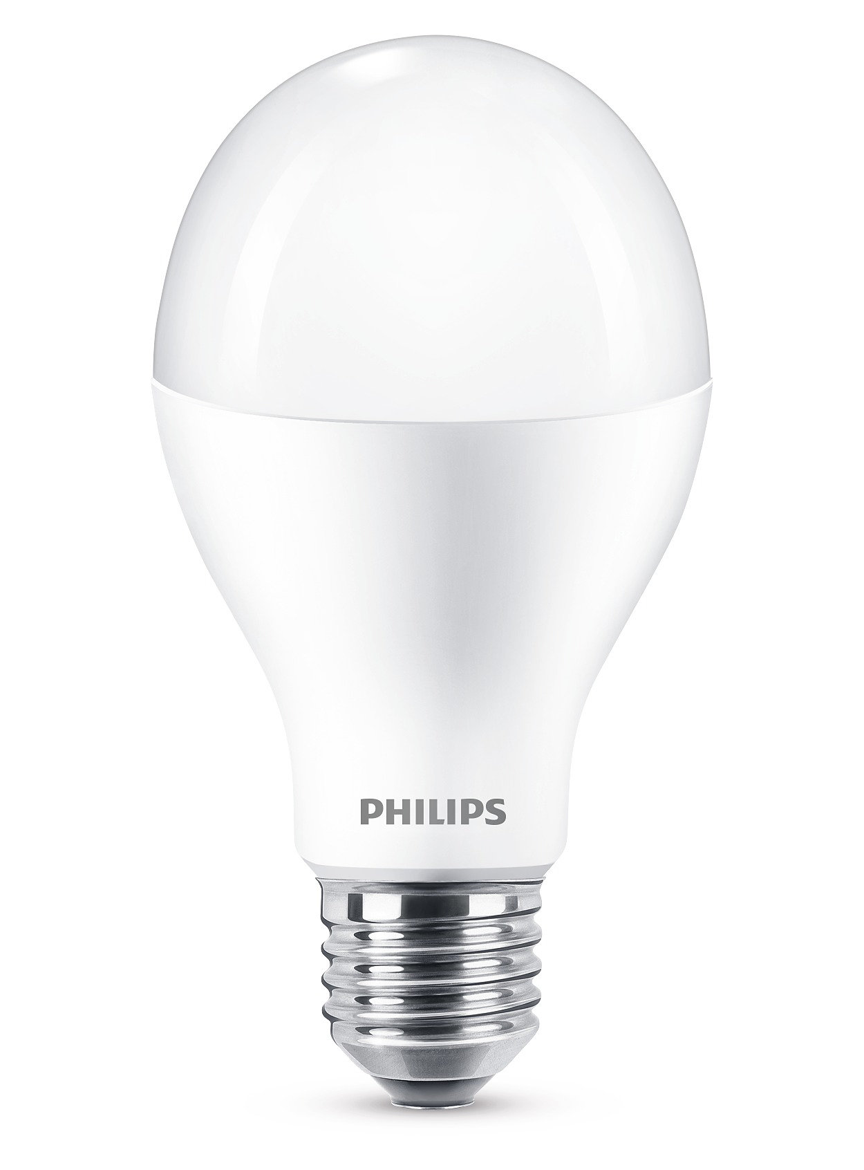 Luz branca suave com excelente qualidade de luz