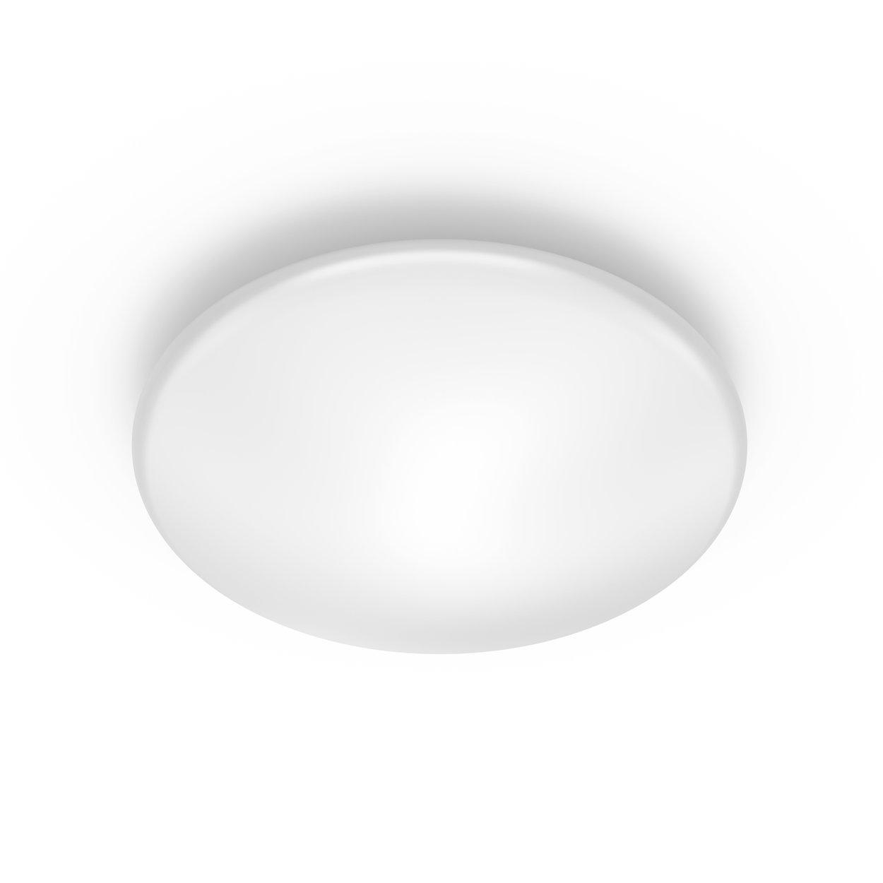 Luz com sensor de movimento para comodidade e uma poupança de energia adicional