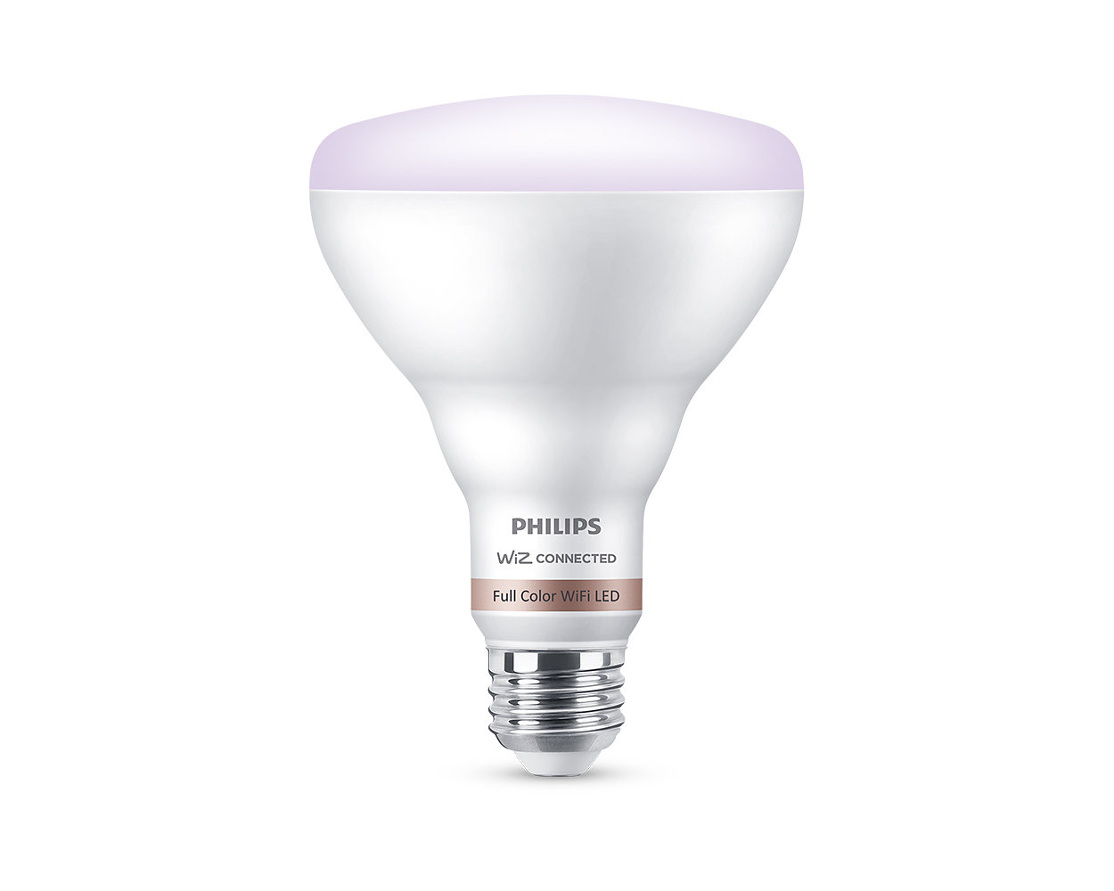 Easy-to-use smart full color bulb
