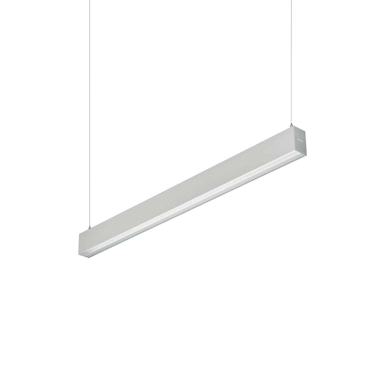 TrueLine, suspendido: una verdadera línea de luz, elegante, de bajo consumo y que cumple con las normas de iluminación de oficinas