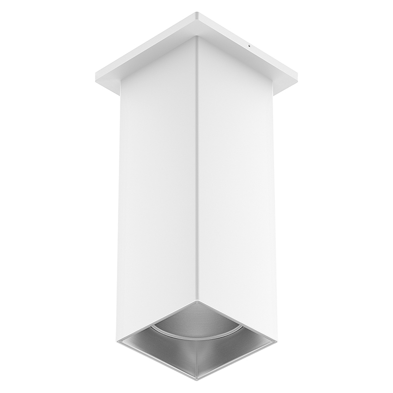 "Calculite LED 3"" square cylinder"