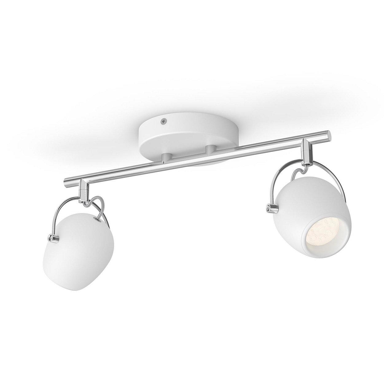 Luz LED confortável para os olhos