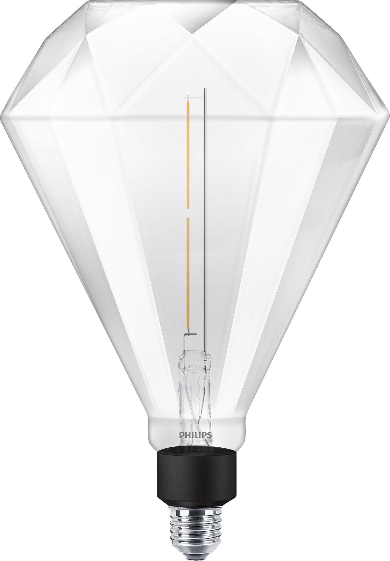 Philips Lâmpadas LED clássic