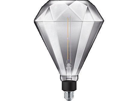 LED diamond_giant 35W E27 CL DIM
