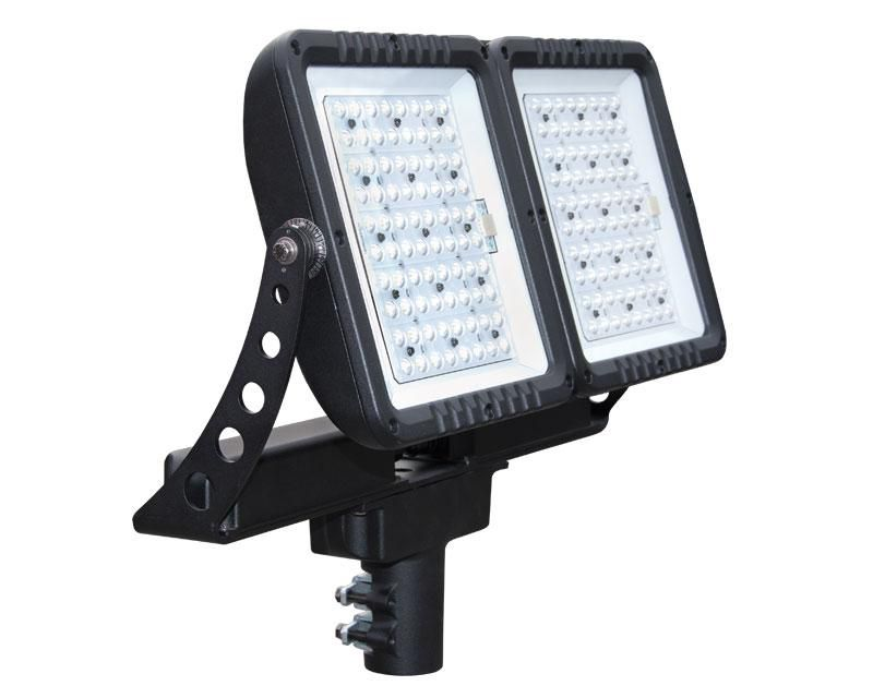 FX2, Generation 2, 128 LEDs, 4000K, 350 mA, Rectangular Narrow Flood