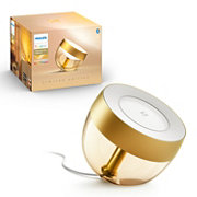 Hue White and color ambiance Iris, guld, limited edition