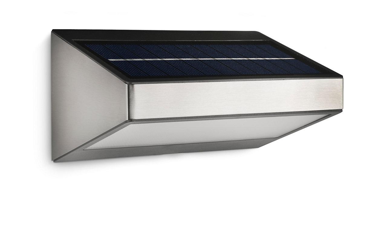 Μετατρέψτε το φως του ήλιου σε φωτισμό LED