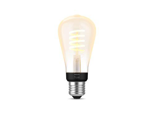 Filament Hue White Ambiance Pack de 1 ST64 E27 Filament Edison