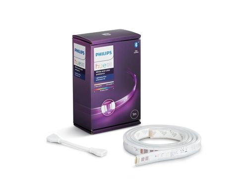Hue White and color ambiance Lightstrip Plus extension 1 meter