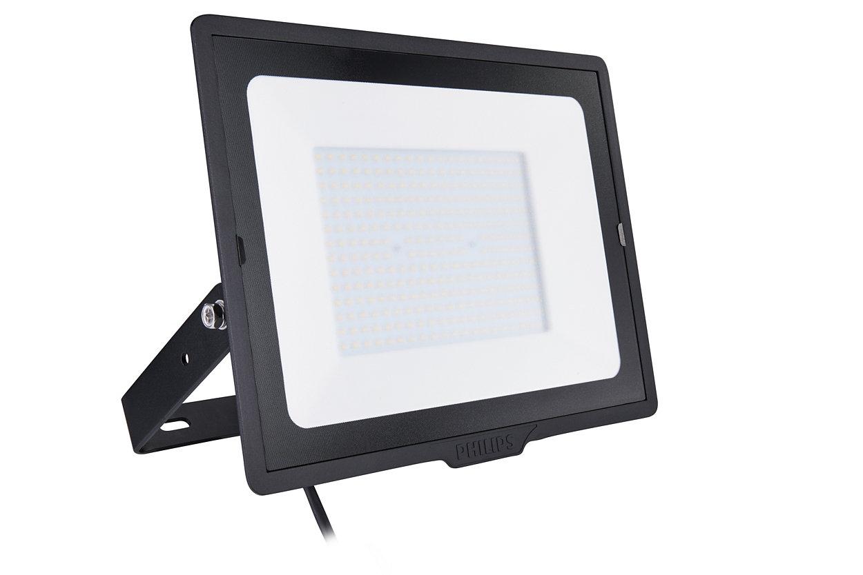 Reliable, Energy-saving LED Floodlight